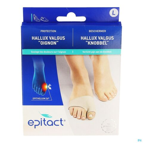 Epitact Protections Hallux Valgus Taille L 1 Pièce