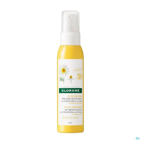 KLORANE SOIN ECLAIRCISSANT CAMOMILLE 125ML