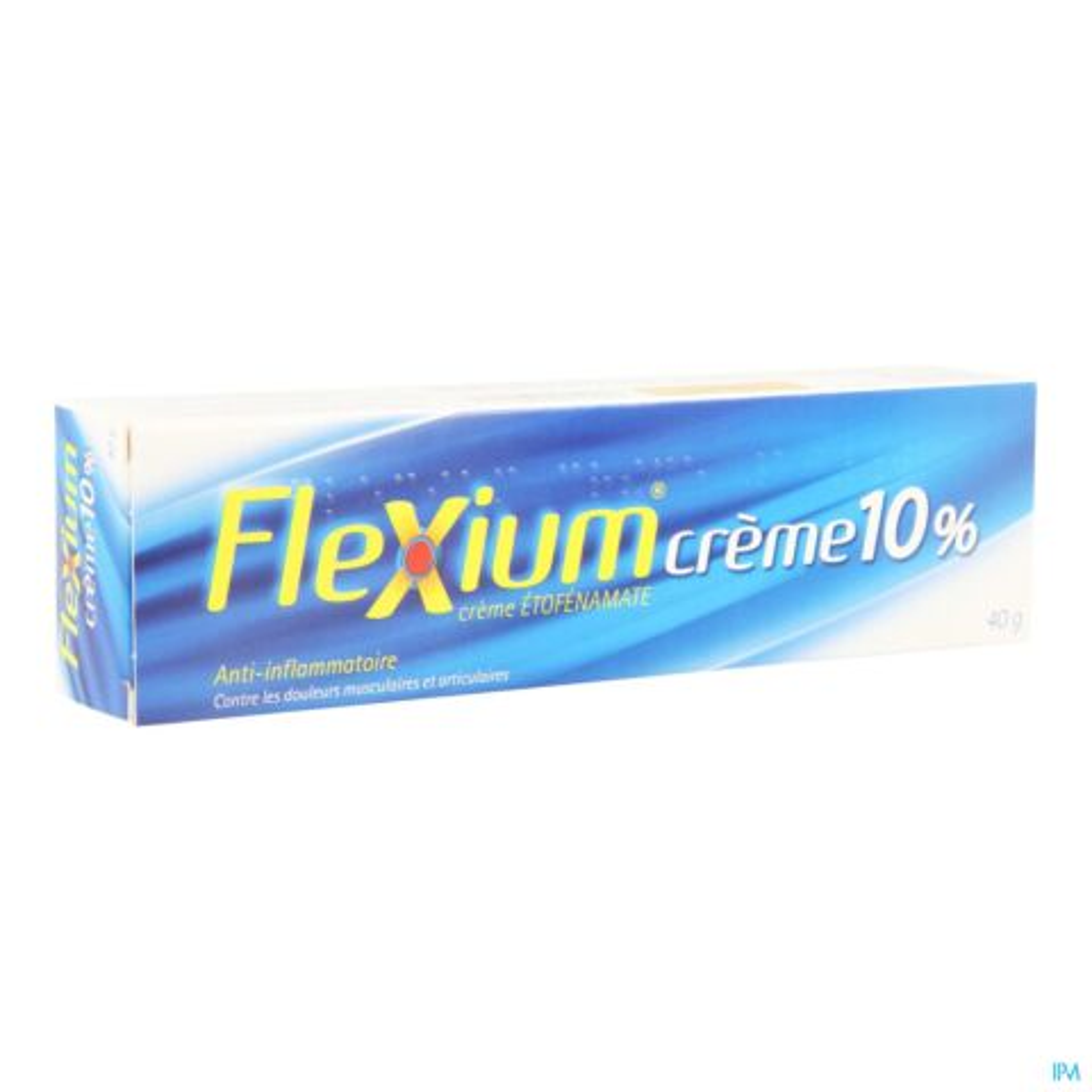 Flexium 10% Crème Tube 40g