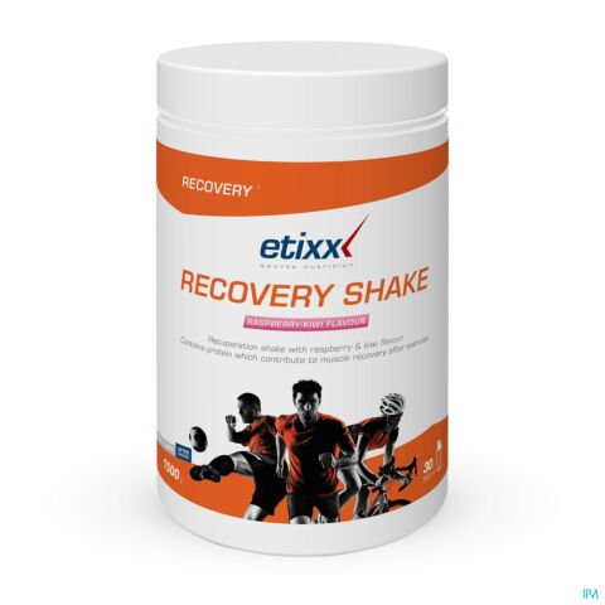 Etixx Recuperation Recovery Shake Framboise Kiwi 1500g