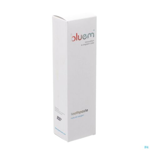 Bluem Dentifrice Sans Fluor Tube 75ml