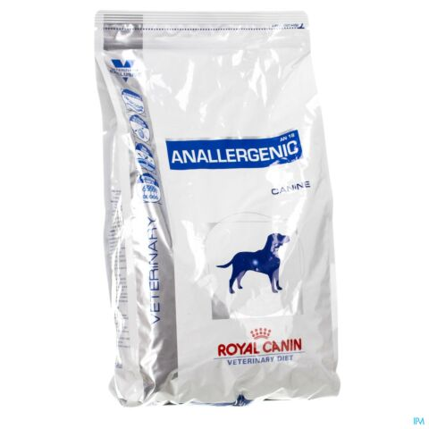 RC VDIET ANALLERGENIC CANINE 3KG
