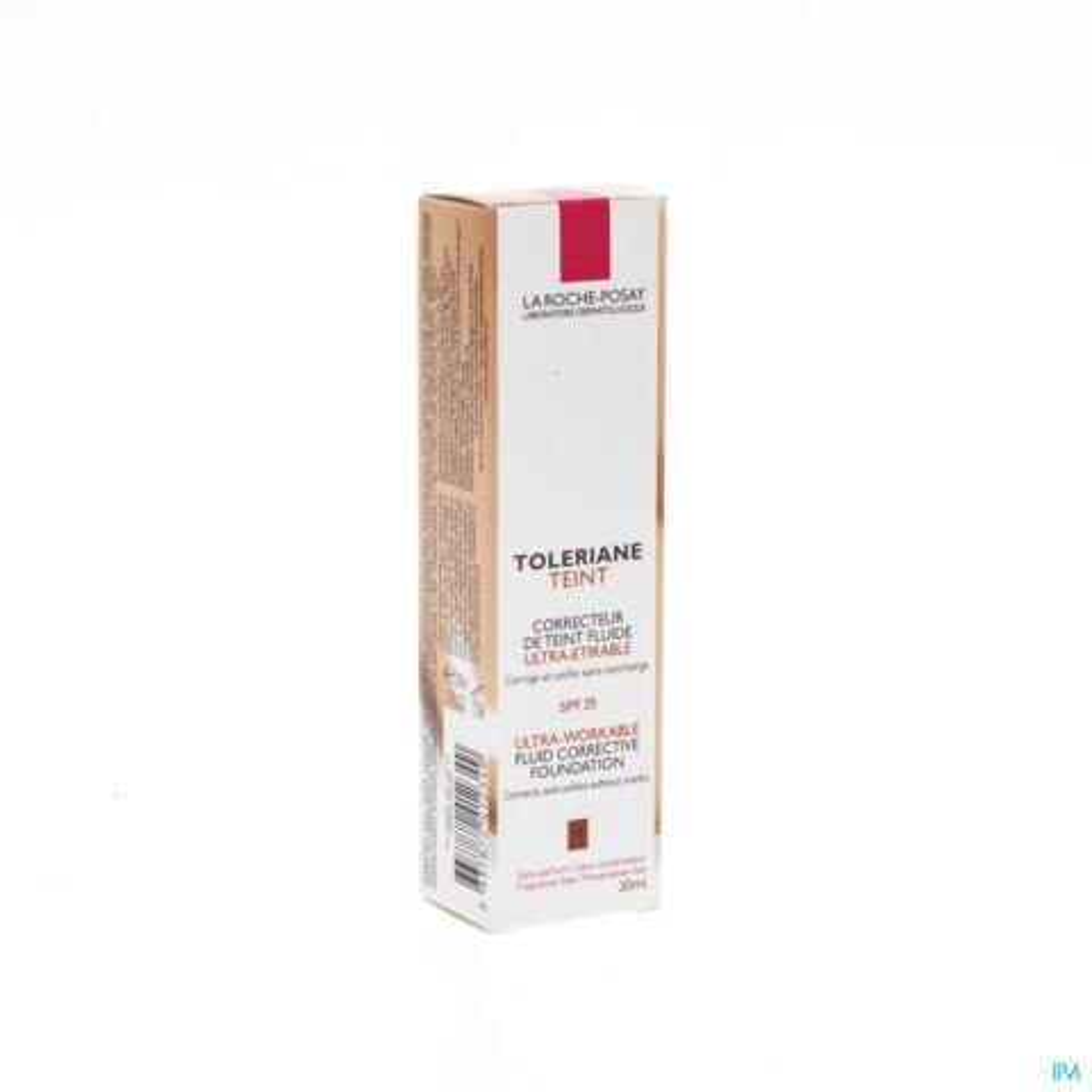 La Roche-Posay Toleriane Correcteur de Teint Fluide 17 Caramel Tube 30ml