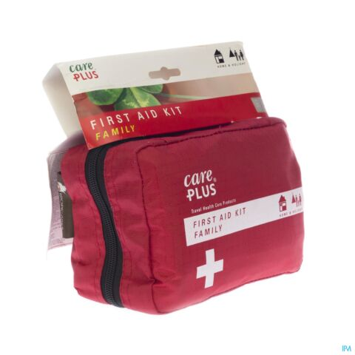 Care Plus First Aid Kit Family Trousse de Secours Famille 1 Pièce