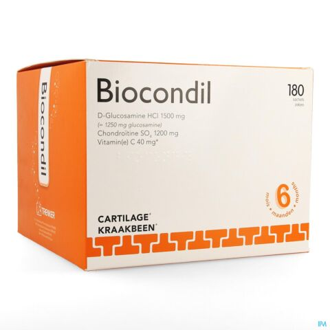 Biocondil Cartilage 180 Sachets