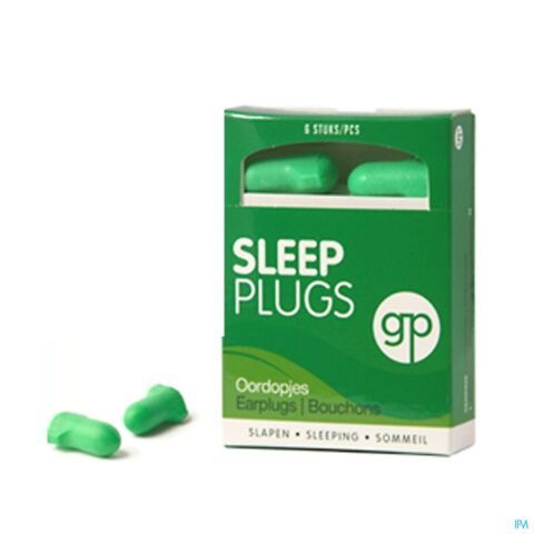 GET PLUGGED BOUCHON OREILLE SOMMEIL 14