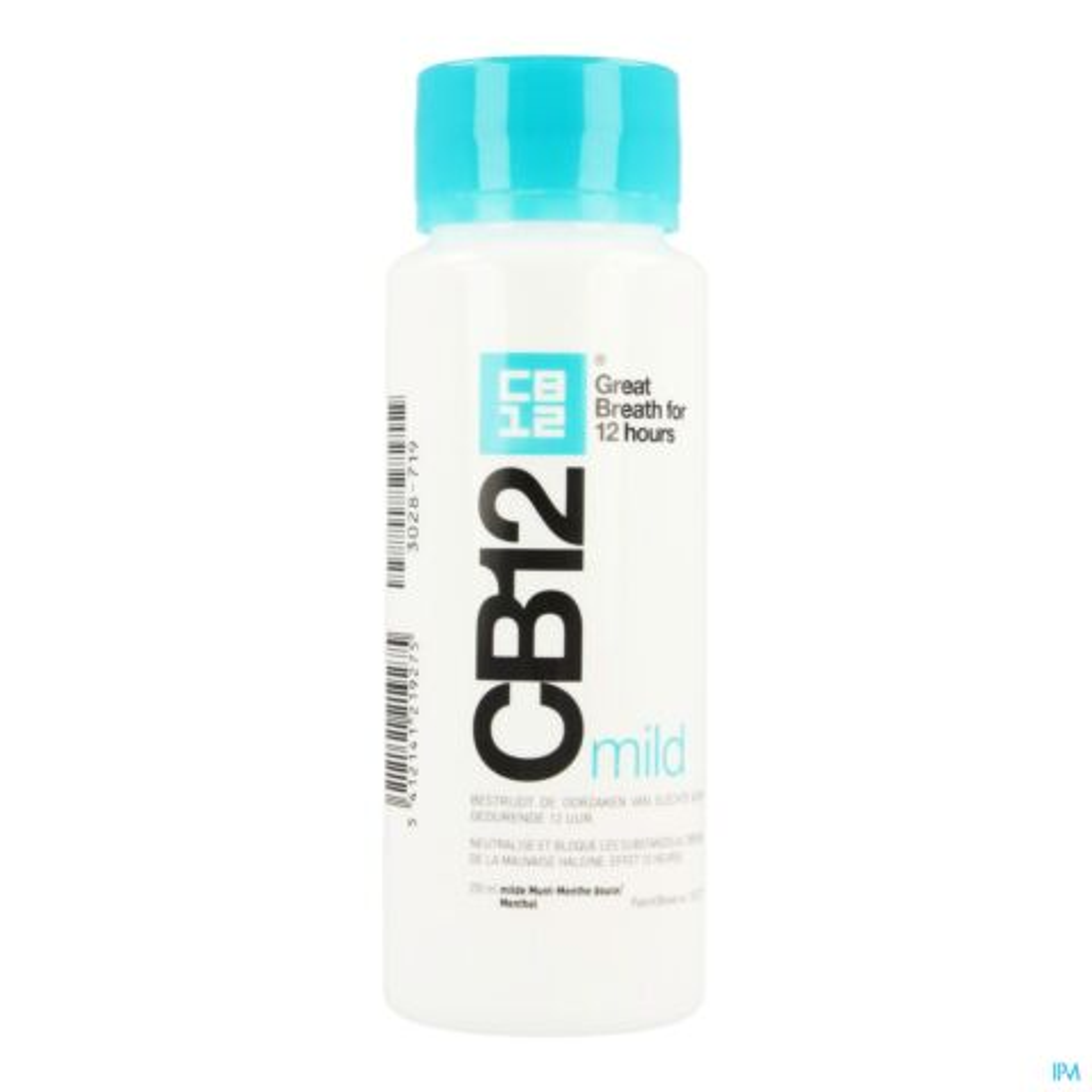CB12 Mild Bain de Bouche Flacon 250ml