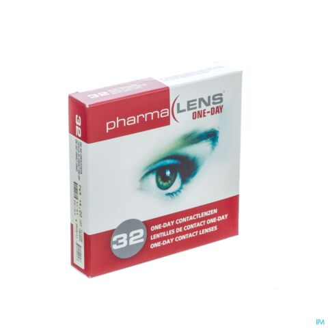 Pharmalens One Day Plus400 32