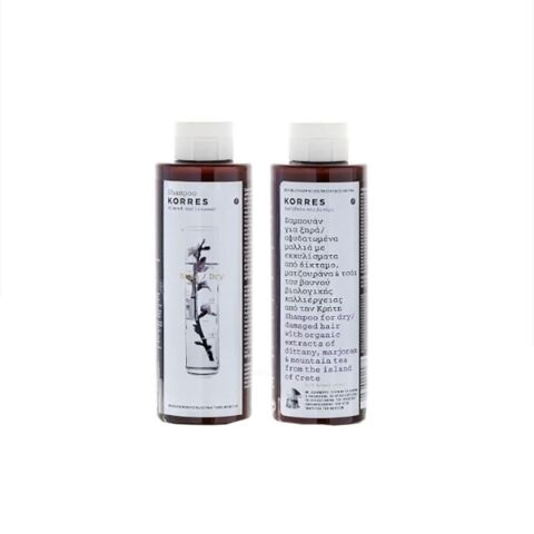 KORRES KH SHAMPOOING ALMOND&LINESEED 250ML