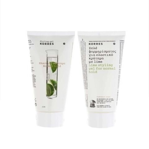 KORRES KH GEL COIFFANT LIME 150ML